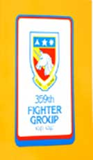 THE 359TH FIGHTER GROUP
