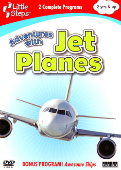 Adventures With Jet Planes  DVD