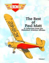 Aeronca - The Best of Paul Matt: A Collection from the Historical Aviation Albums