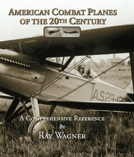 American Combat Planes of the 20th Century