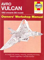Avro Vulcan - Owners' Workshop Manual