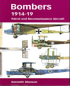 Bombers 1914-19: Patrol and Reconnaissance Aircraft