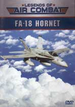 DVD: FA-18 Hornet (Legends of Air Combat)