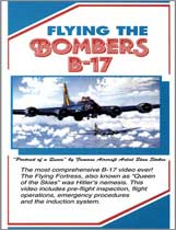 Video: Flying the Bombers B-17