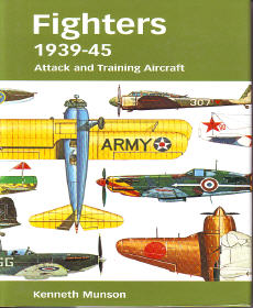 Fighters 1939-45: Attack and Training Aircraft