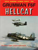 Grumman F6F Hellcat Naval Fighters Number Ninety-Two
