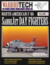 North American F-86 SabreJet Day Fighters (Warbird Tech Series)