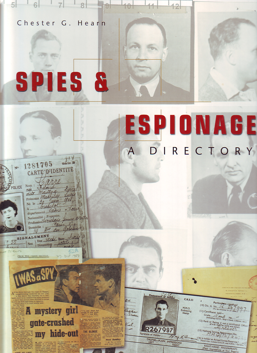 Spies & Espionage: A Directory