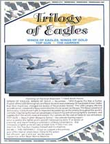 Trilogy of Eagles: Wings of Eagles, Wings of Gold