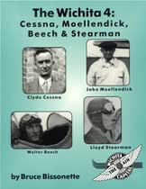 The Wichita 4: Cessna, Moellendick, Beech & Stearman
