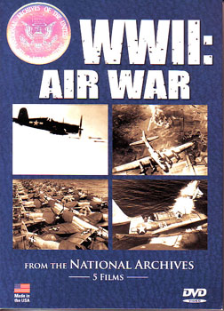 World War II:  Air War  DVD