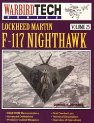 Lockheed Martin F-117 Nighthawk (Warbird tech Series)
