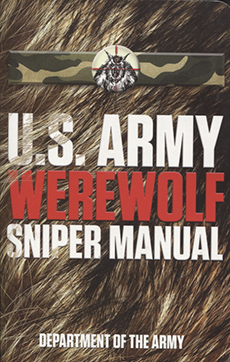 U.S. Army Werewolf Sniper Manual