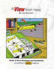A View from here: Scale 3-View Drawings and Comments as published in 'Flying Model' magazine