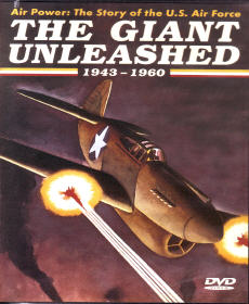 Air Power: The Story of the U.S. Air Force - The Giant Unleashed 1943-1960 DVD