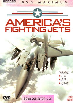 America's Fighting Jets  DVD