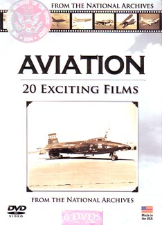 Aviation - 20 Exciting Films  DVDs
