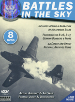 DVD: World War II - Battle in the Sky