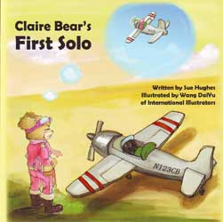 Claire Bear's First Solo Picture Book