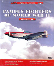 Famous Planes: Famous Fighters of World War II,  Vol. 2