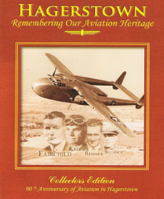 Hagerstown, Remembering Our Aviation Heritage  -  Book