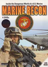 DVD: Marine Recon - Inside the Dangerous World of a U.S. Marine