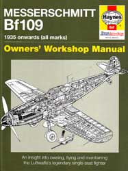 Messerschmitt Bf109 - Owners' Workshop Manual