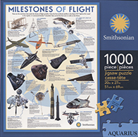 Milestone of Flight - 1000 Jigsaw Puzzle