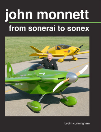 john monnett: from sonerai to sonex