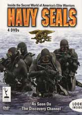 Navy Seals: Inside the Secret World of America's Elite Warriors DVD