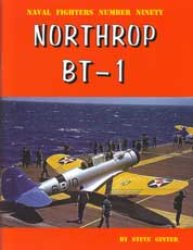 Naval Fighters Number Ninety: Northrop BT-1