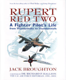Rupert Red Two: A Fighter Pilot's Life