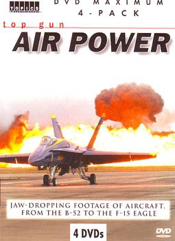 Top Gun - Air Power DVD