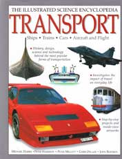 The Illustrated Science Encyclopedia: Transport (hardbound)