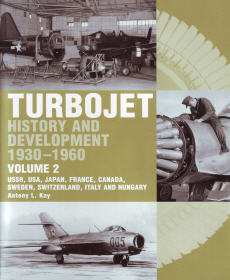 Turbojet History and Development 1930-1960, Vol. 2