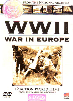 DVD: WWII - War in Europe